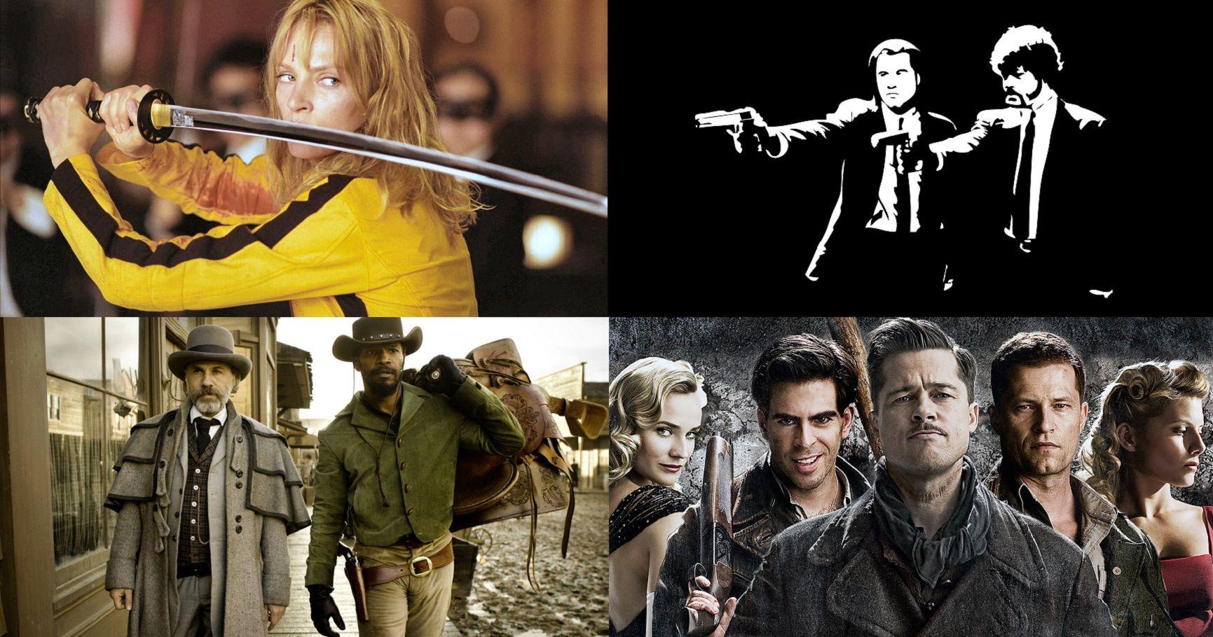 Quentin Tarantino Filmografie