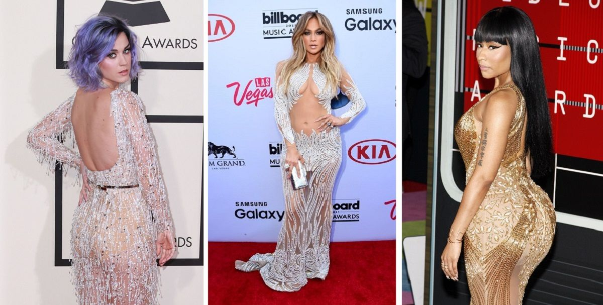 15 Famous Red Carpet Looks Of 2015 We Won't Soon Forget