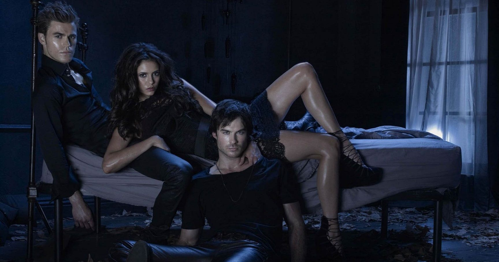 The 20 Sexiest Vampires in Television History