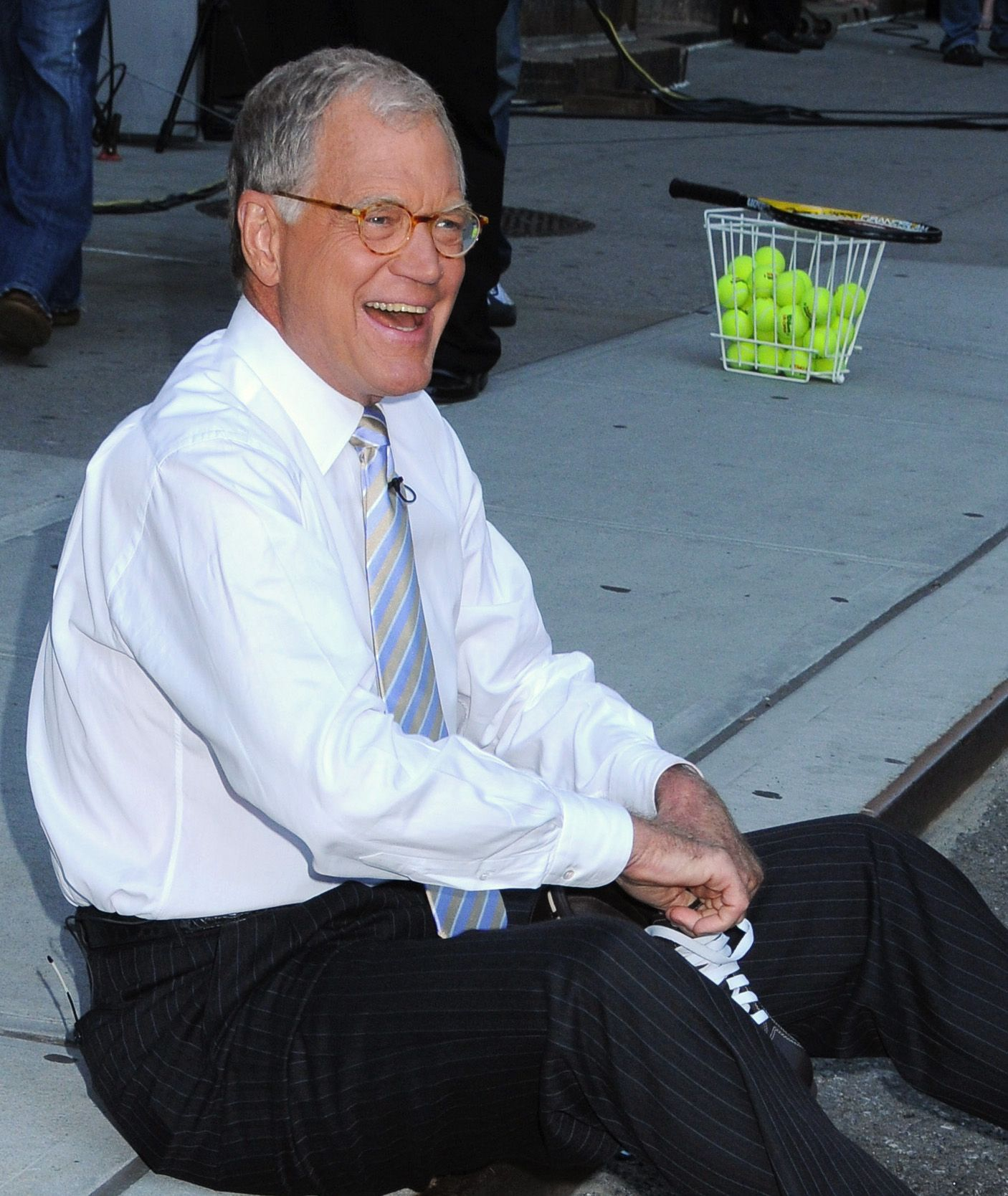 The Late Show with David Letterman - August 27, 2009