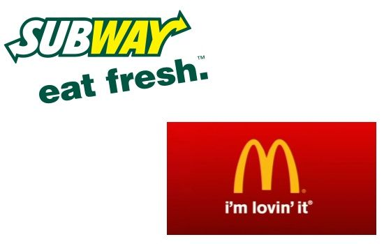 13. Subway Has More Fast Food Chains Than McDonald's