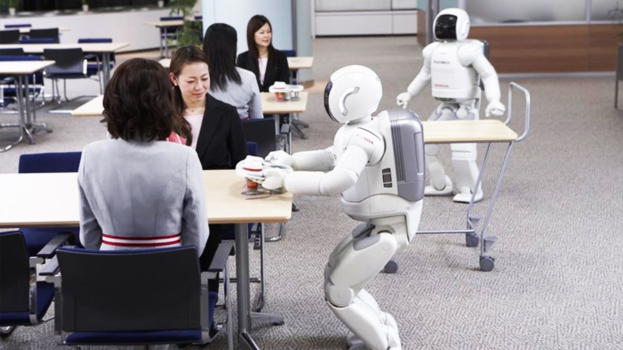 The Robots That Will Takeover Our Jobs