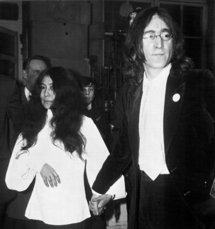 12. Yoko Was Absolutely Obsessed With John In The Beginning