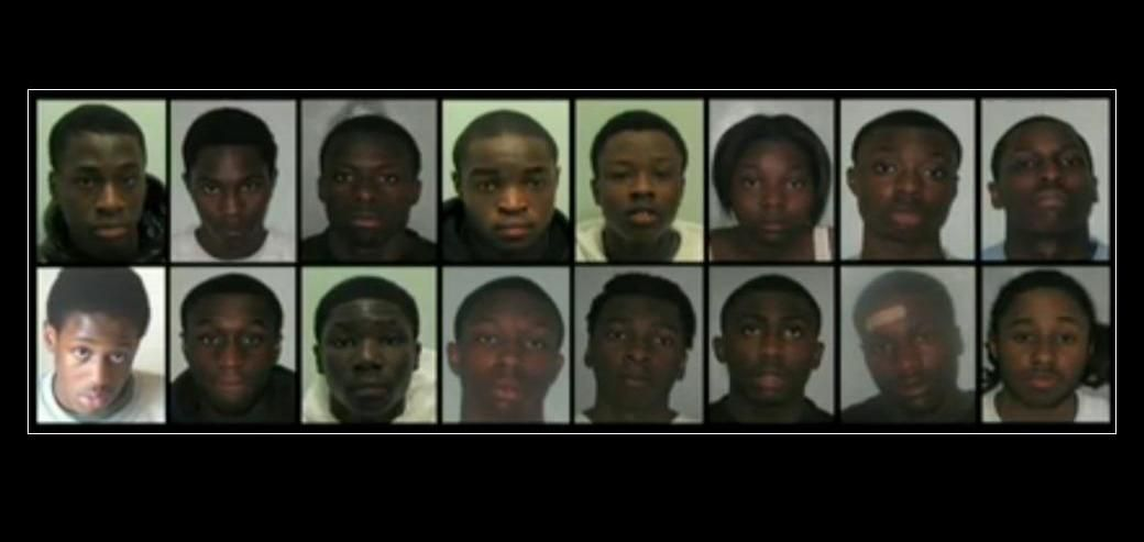 9. Gang Plans Murder on Facebook Chat