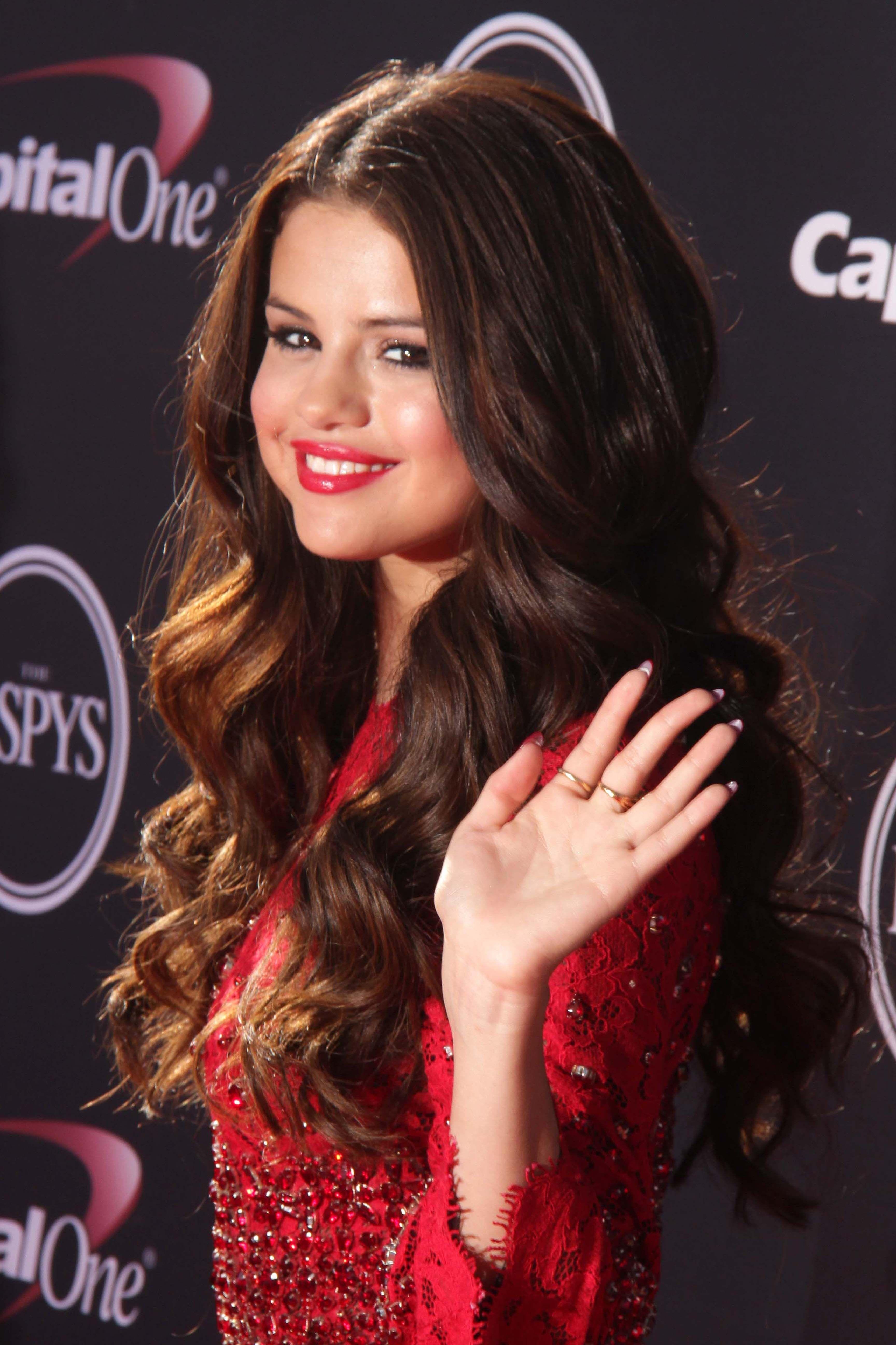 10. Selena Gomez