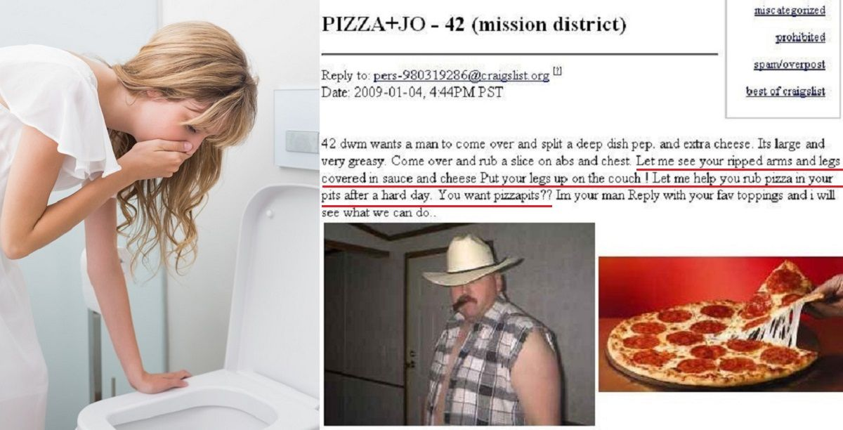 15 Disgusting Craigslist Ads That'll Make You Puke