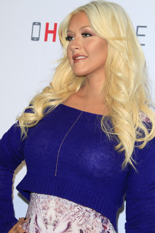 shutterstock_Christina Aguilera (2)