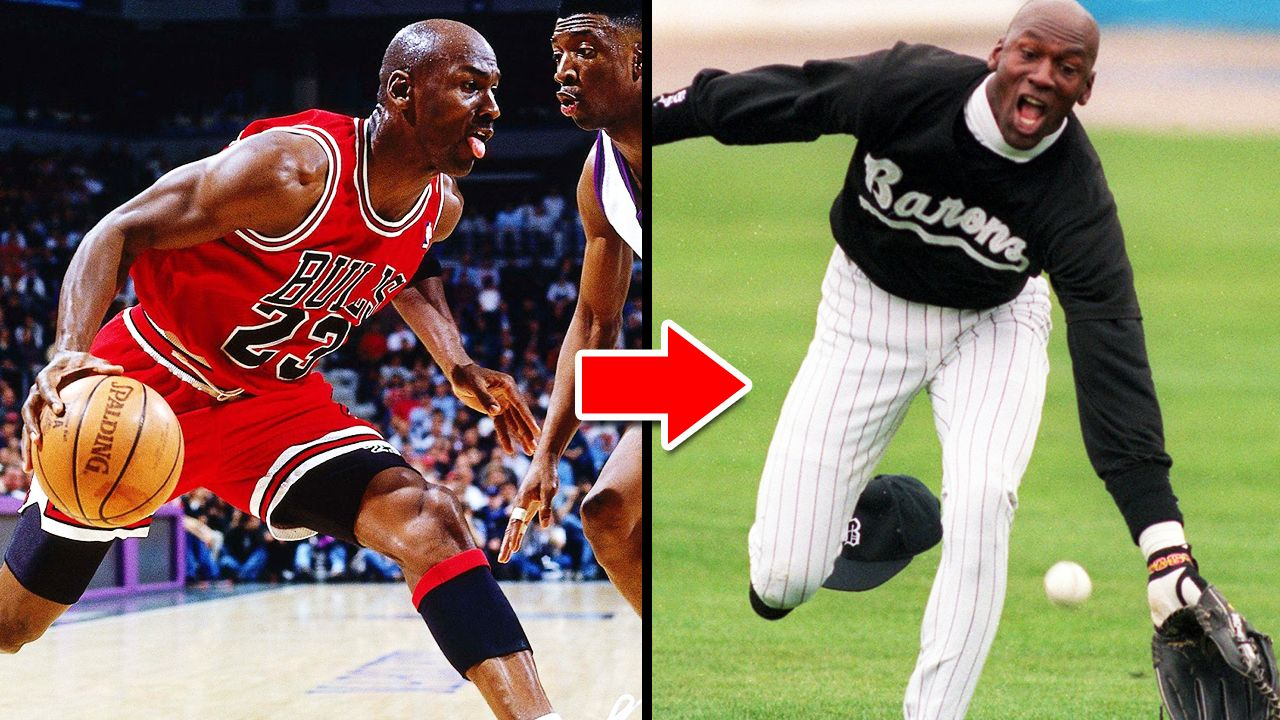 Athletes Who Famously Crossed Over To Other Sports