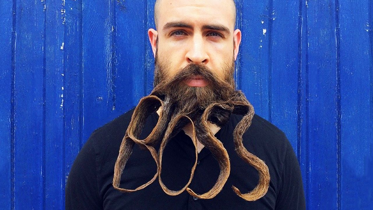 Know Your History: Men's Facial Hair