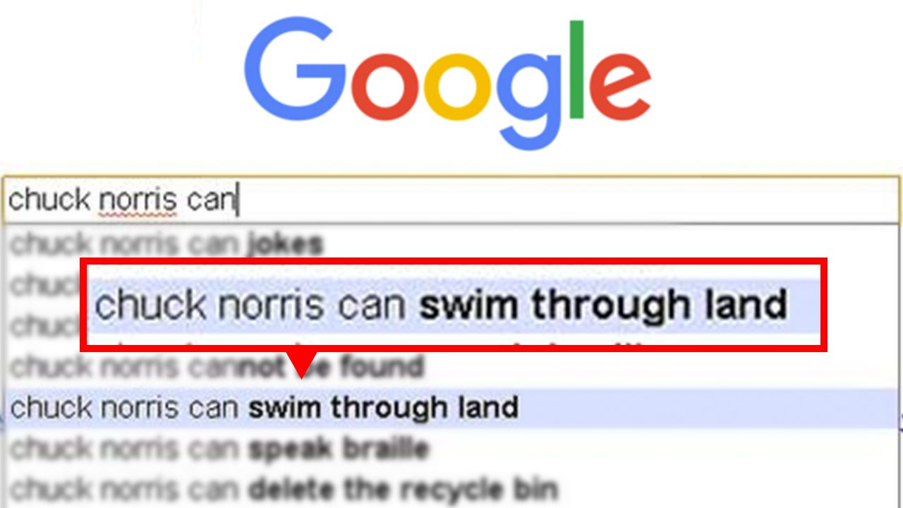 The Weirdest Things People Search On Google