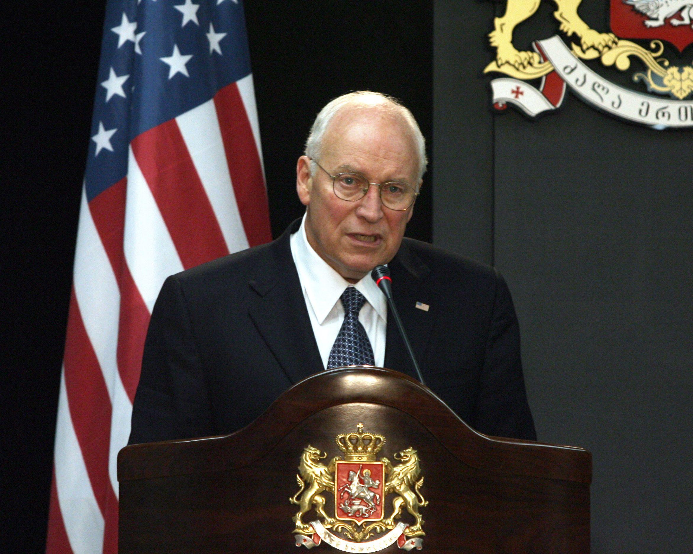 15. Dick Cheney