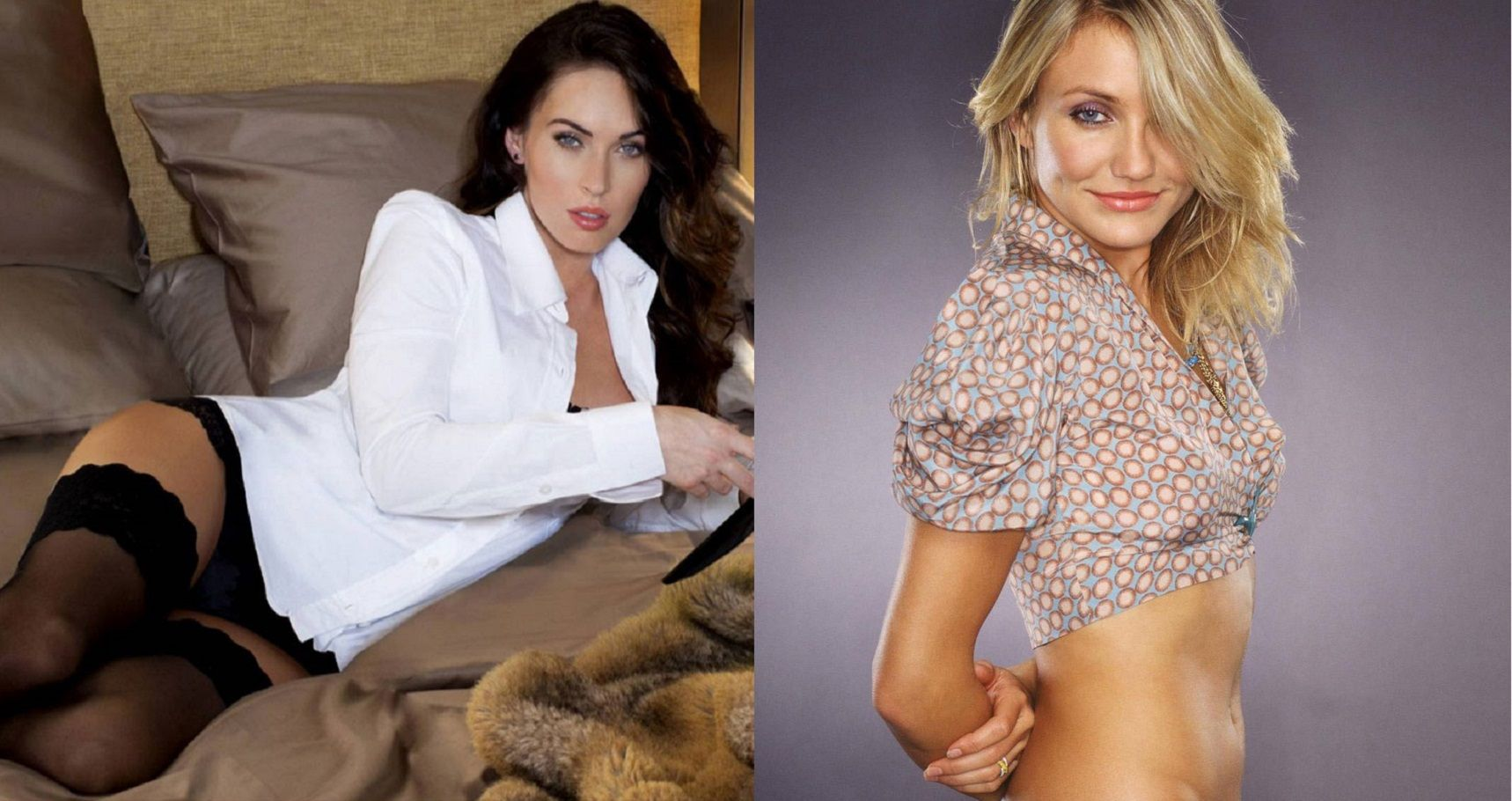 10 Sexy Celebs Who Dated Women But Got Married To Men