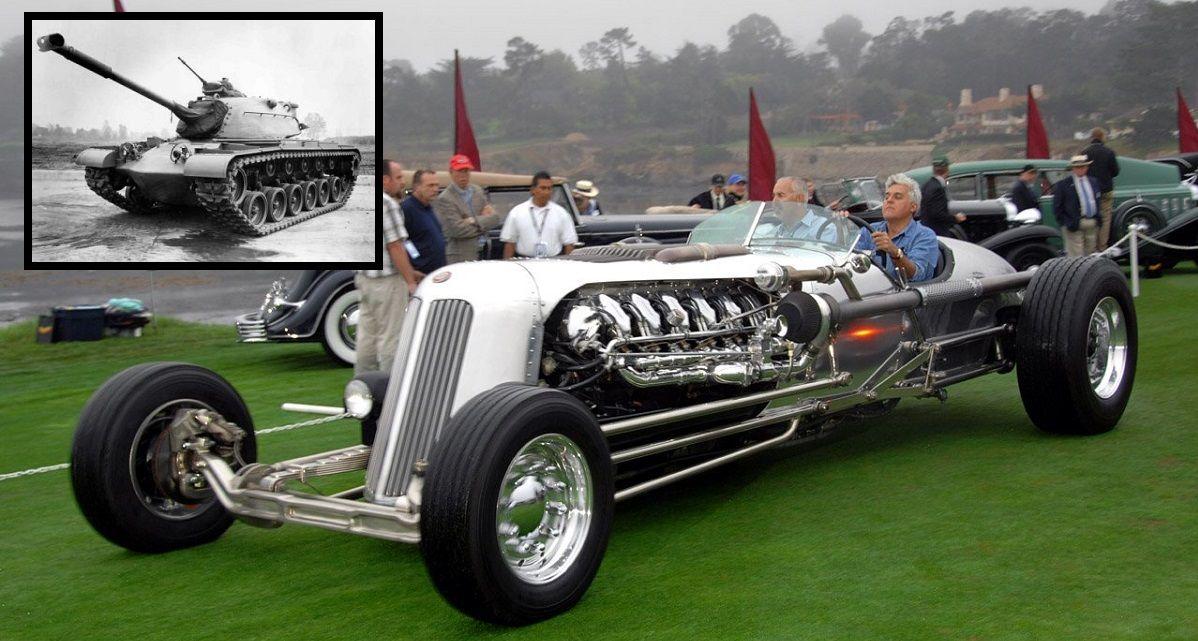 The 10 Strangest Cars In Jay Leno's Garage