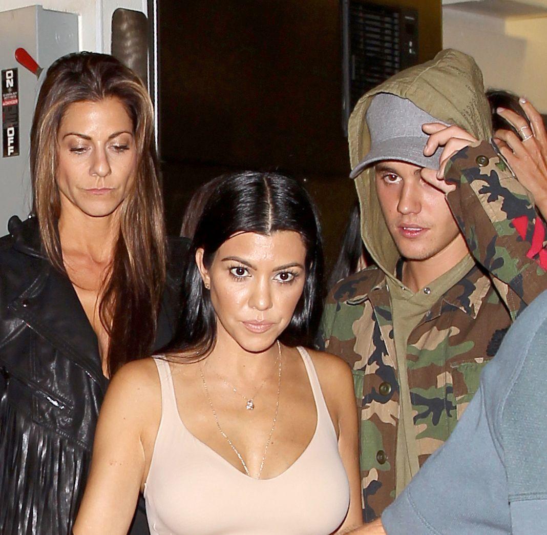 2. Kourtney Kardashian