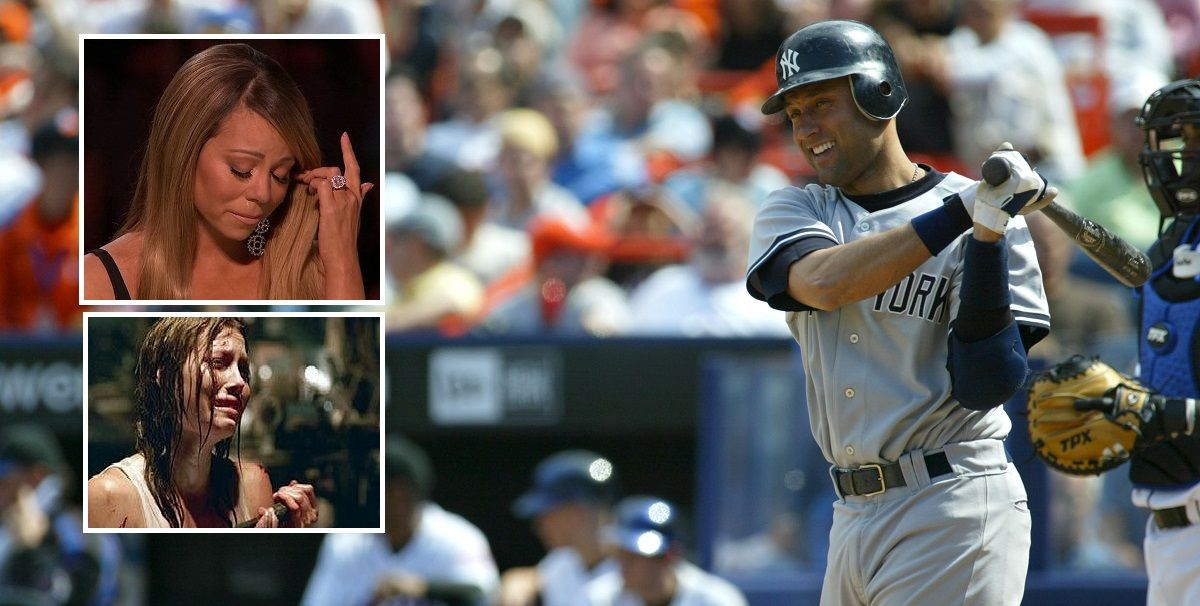 Jeter dating chart crazy