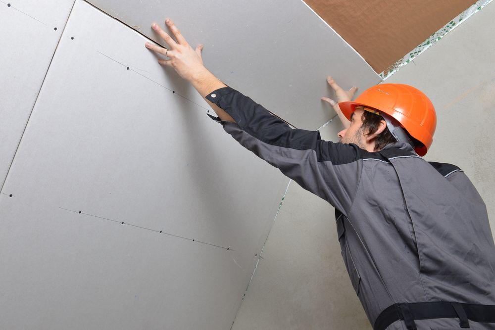 11. Drywall Addiction