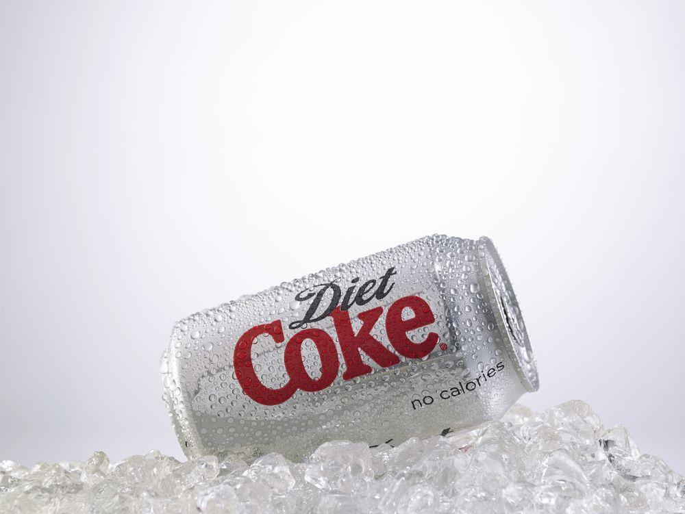 10. Diet Coke Addiction