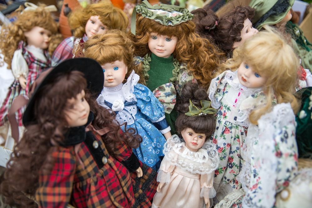 9. Doll Addiction