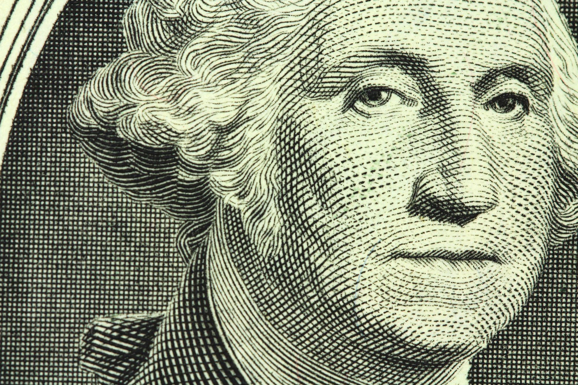 shutterstock_George Washington