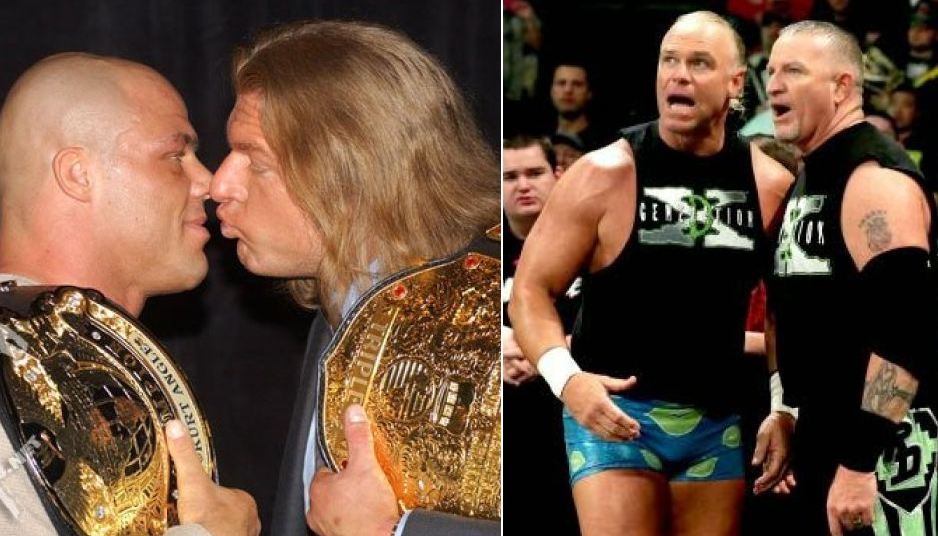 15 WWE Stars That Dissed Triple H