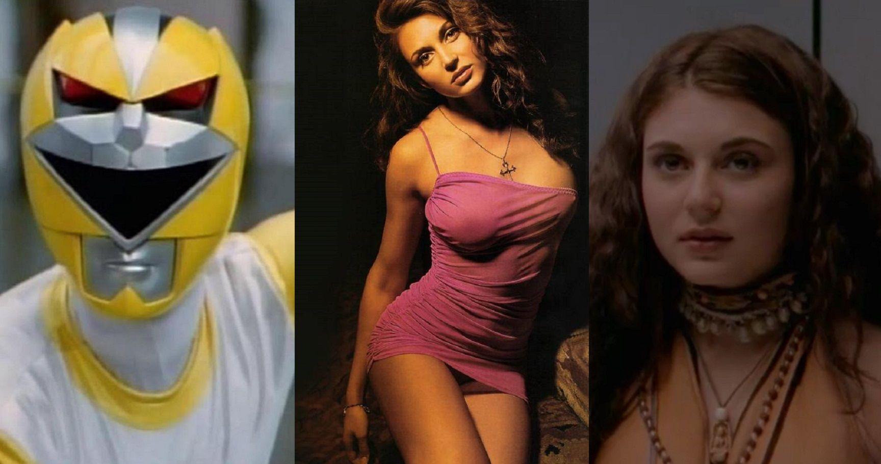 The 20 Hottest Power Ranger Babes