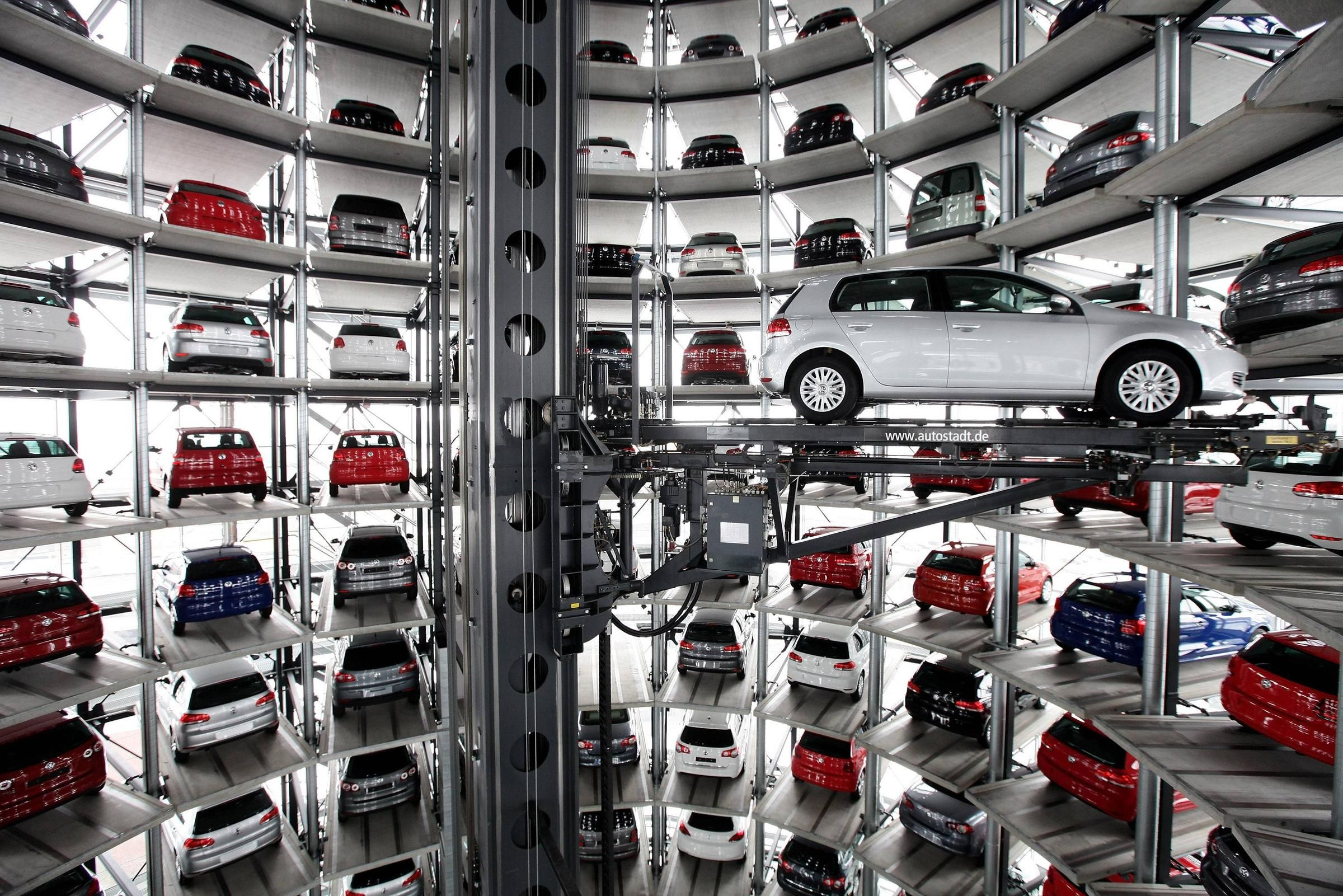 Top 10 Coolest Car Garages in the World