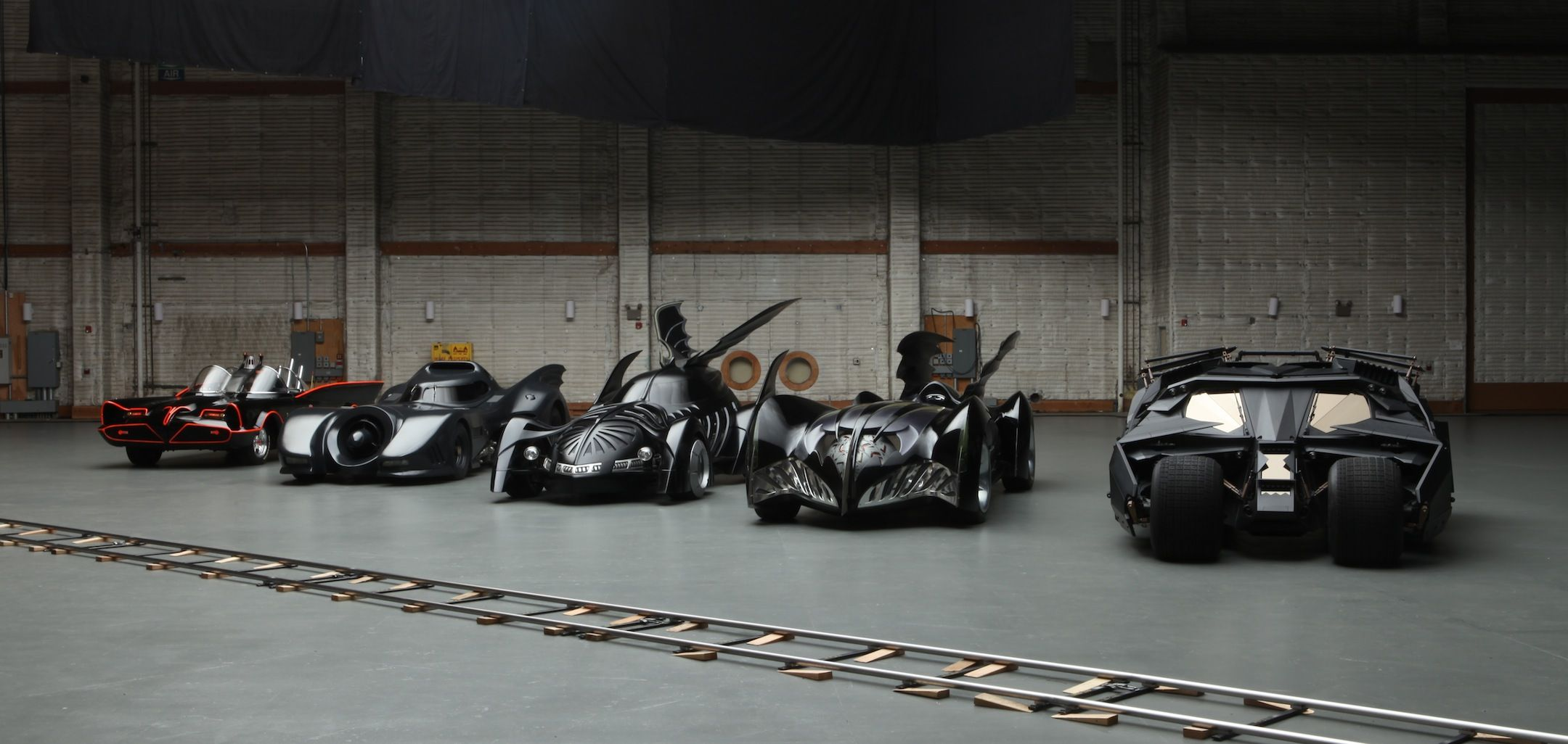 15 Awesome Facts You Didn't Know About The Batmobile