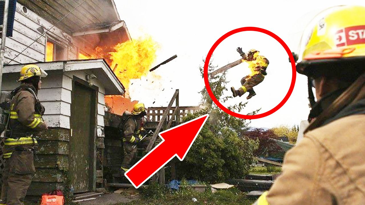 Fantastic Firefighting Fails