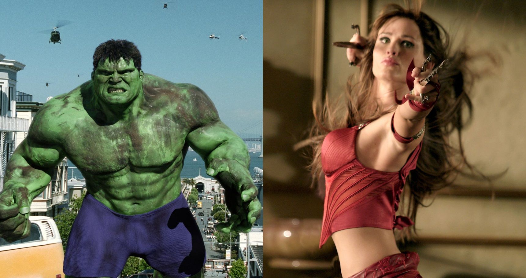 14 Movies Marvel Wants You To Forget