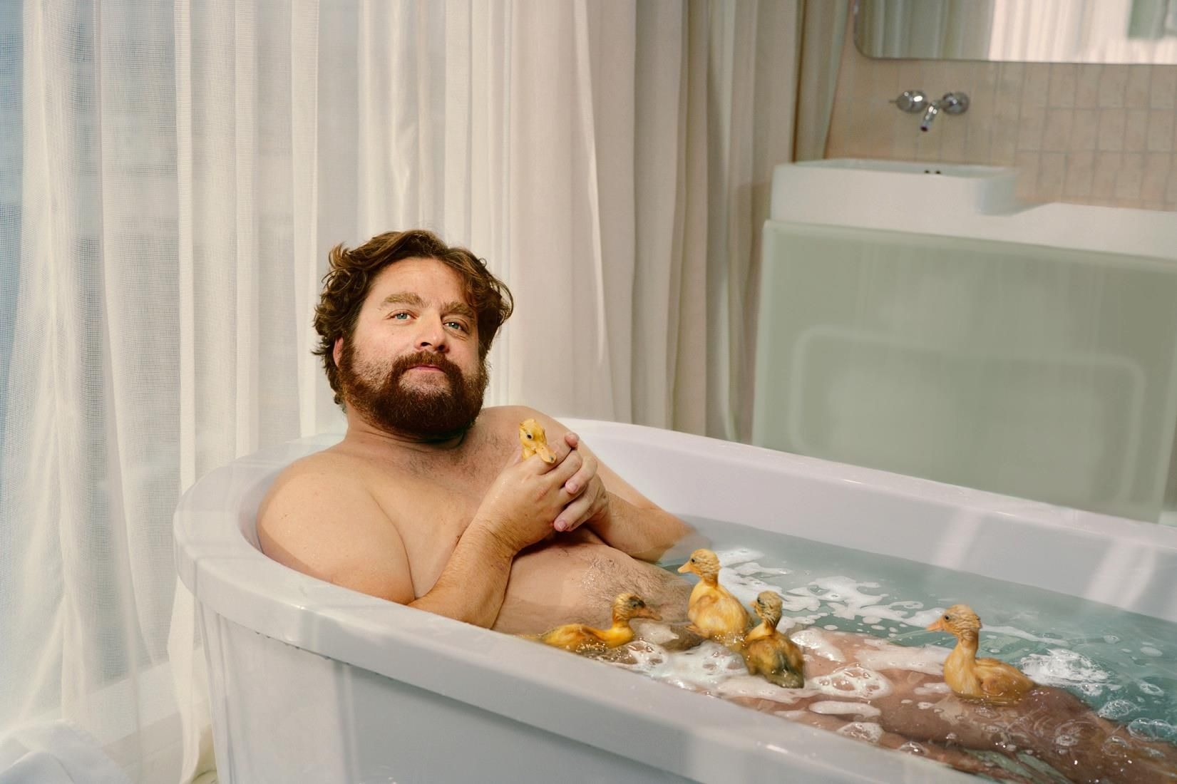 10 Things About Zach Galifianakis That Will Surprise You