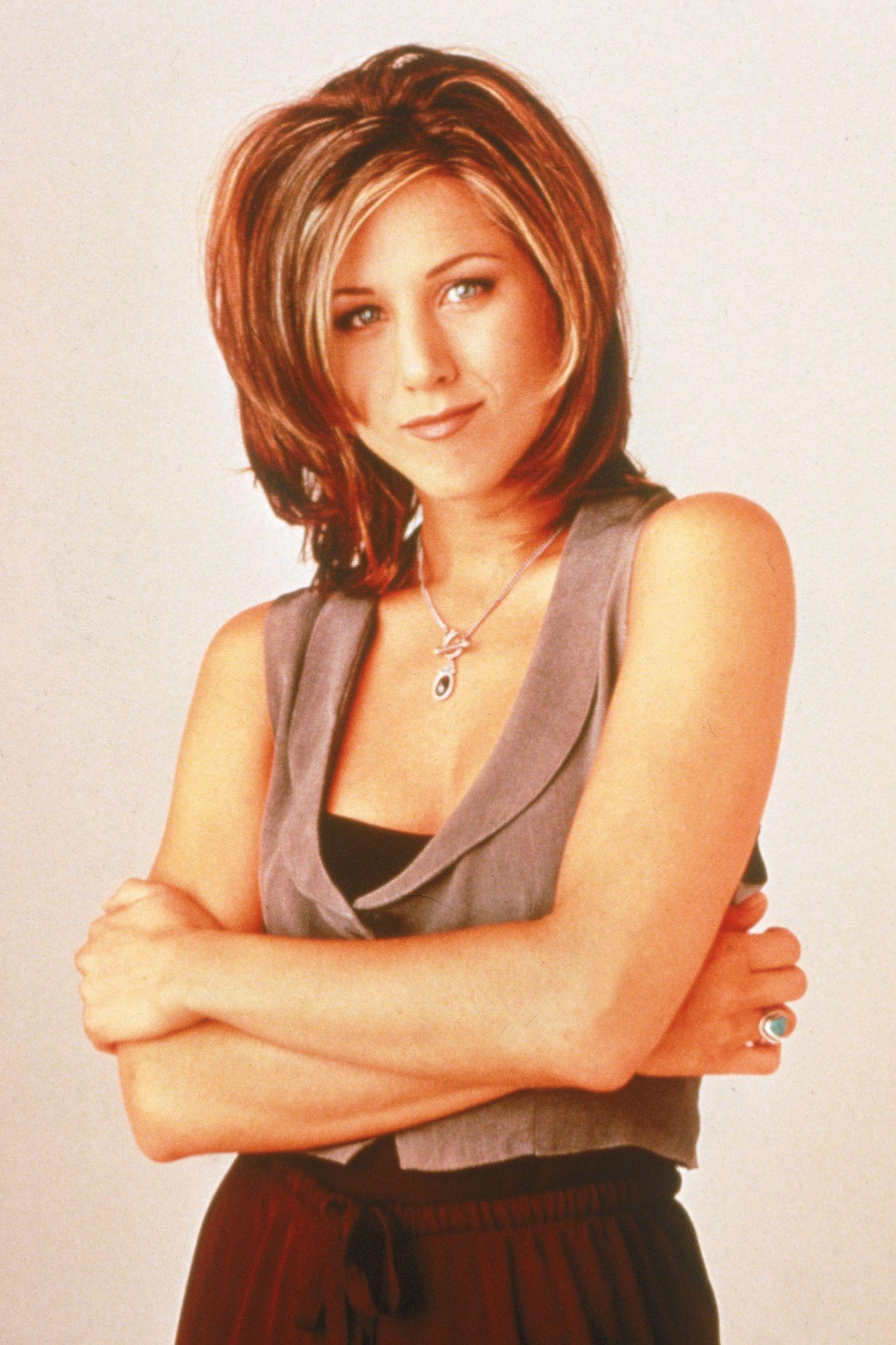 "15. She Hated The ""Rachel"" Haircut"