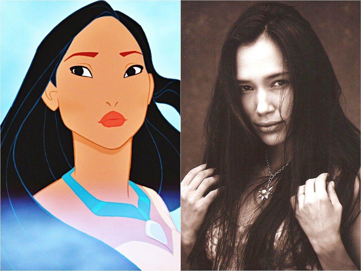 5. Irene Bedard –Pocahontas
