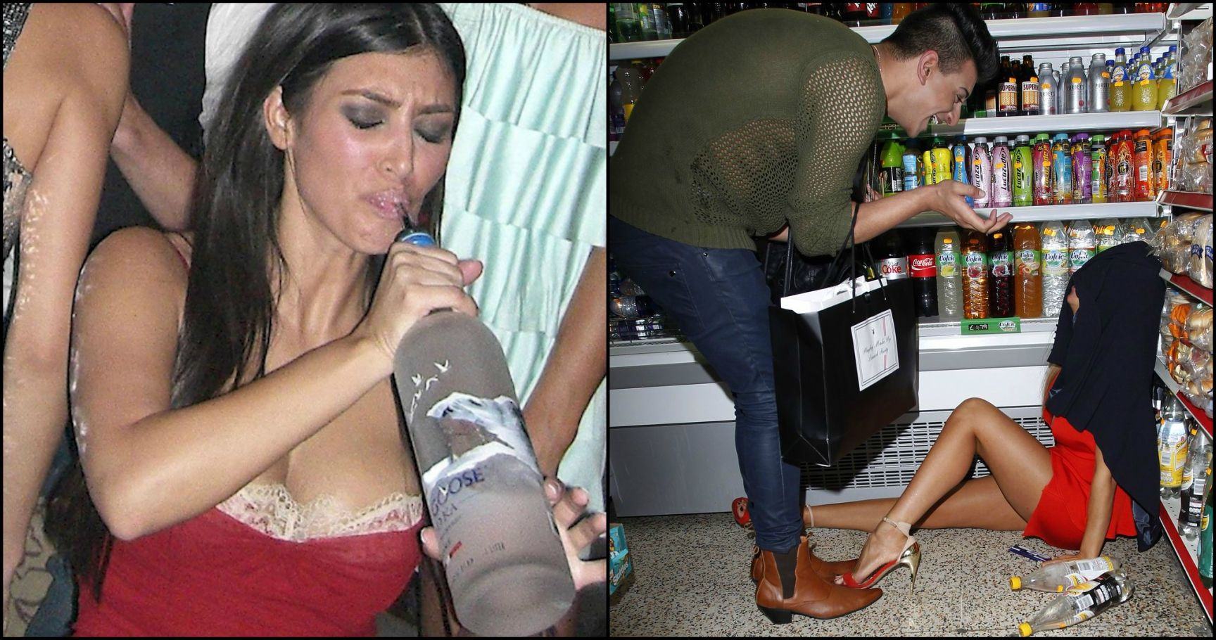 20 Partying Photos These Celebrities Never Wanted You To See