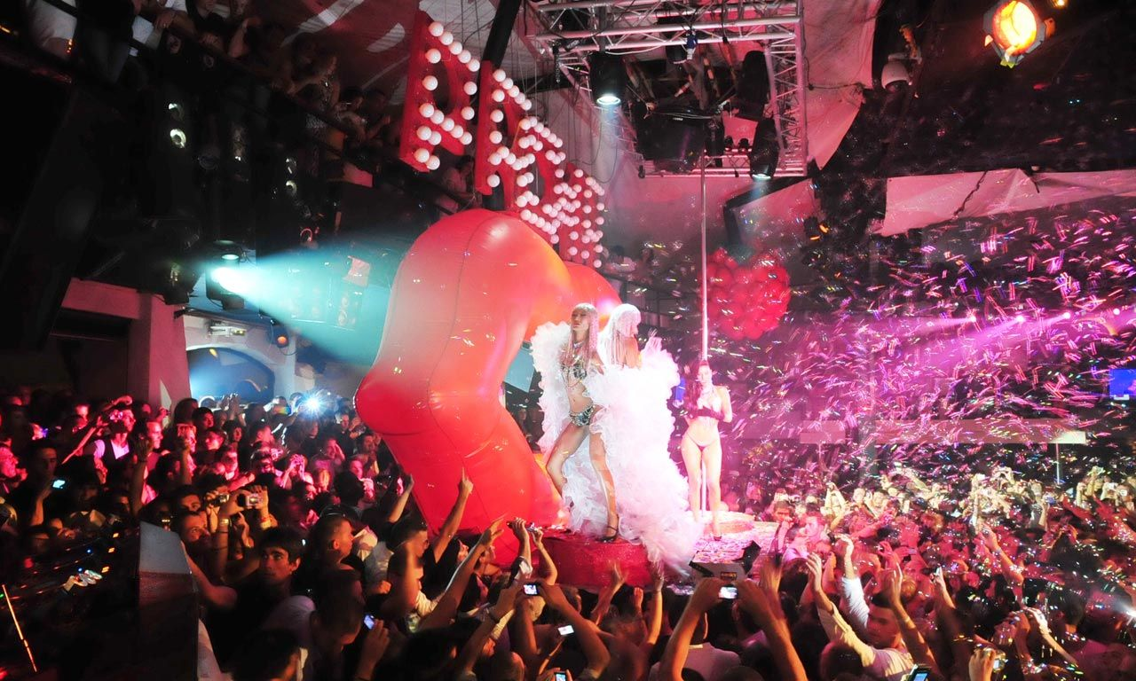 The 14 Most Insane Nightclubs In The World