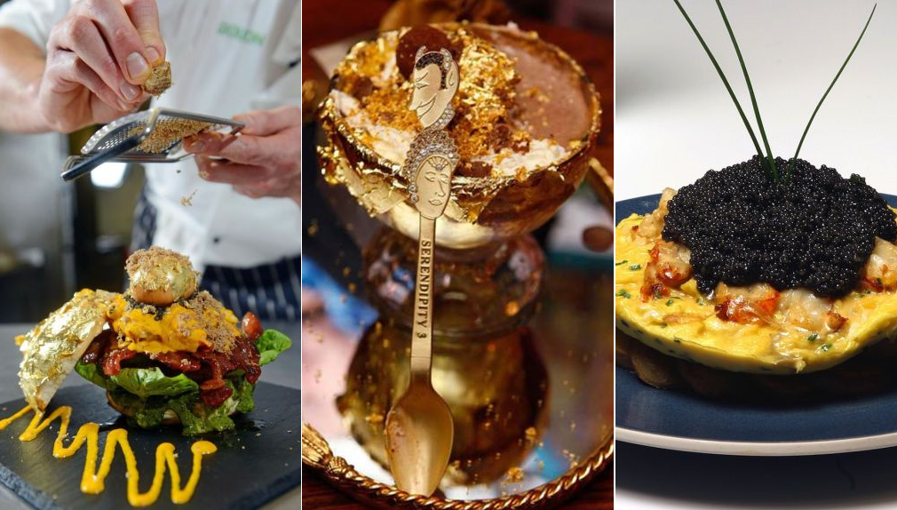 20 Most Expensive Foods In The World – And Where To Get Them