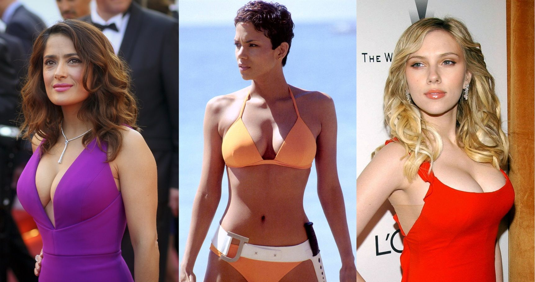 Top 18 Actresses With The Hottest Busts In Hollywood