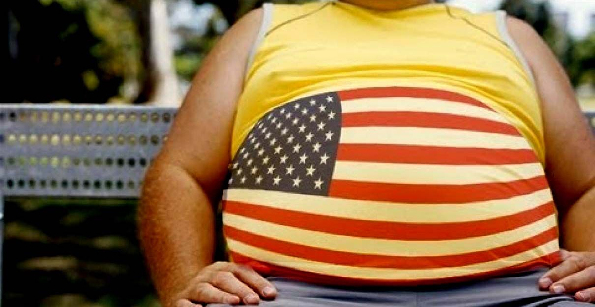 Top 10 Fattest States in America