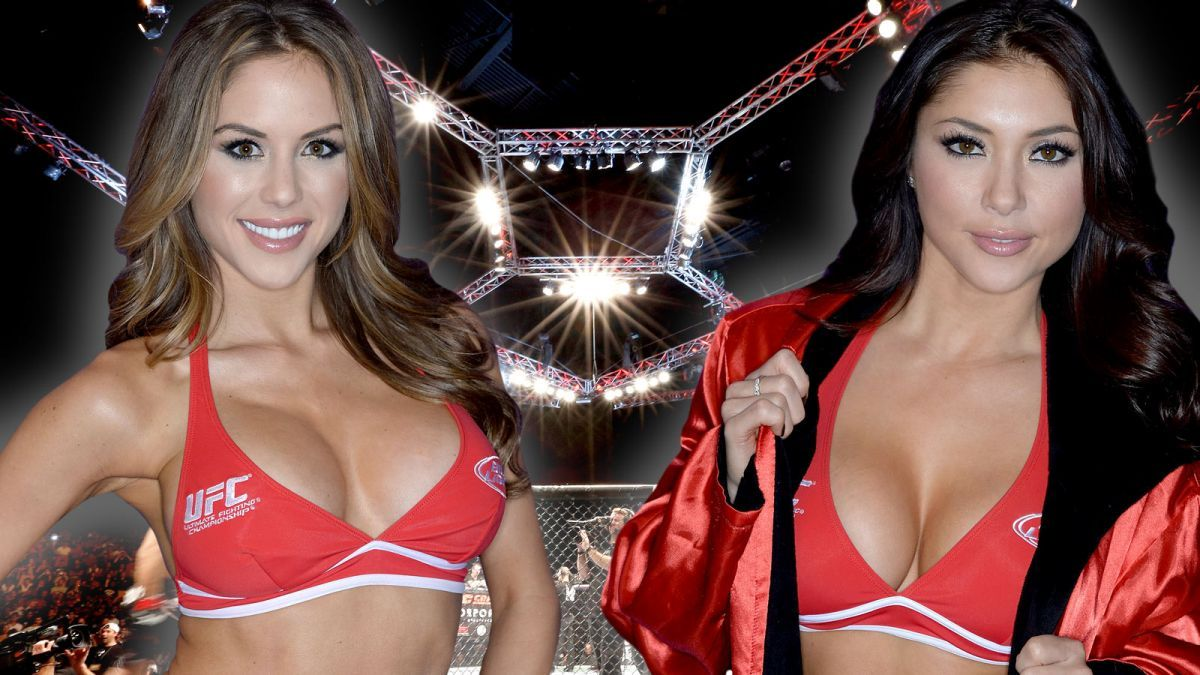 The 15 Sexiest Ring Card Girls