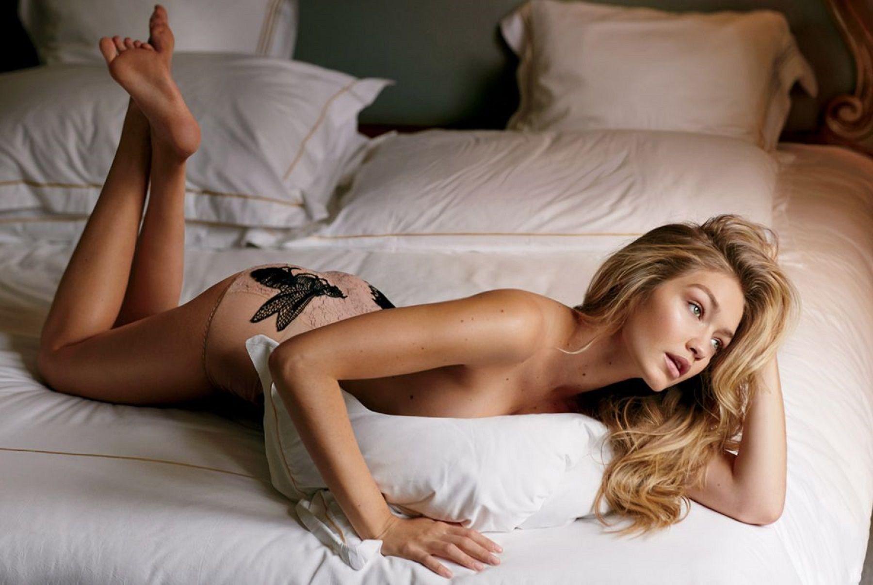 15 Most Revealing Photos Of Gigi Hadid