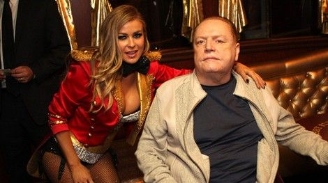 12 Details Larry Flynt Doesn't Want You To Know
