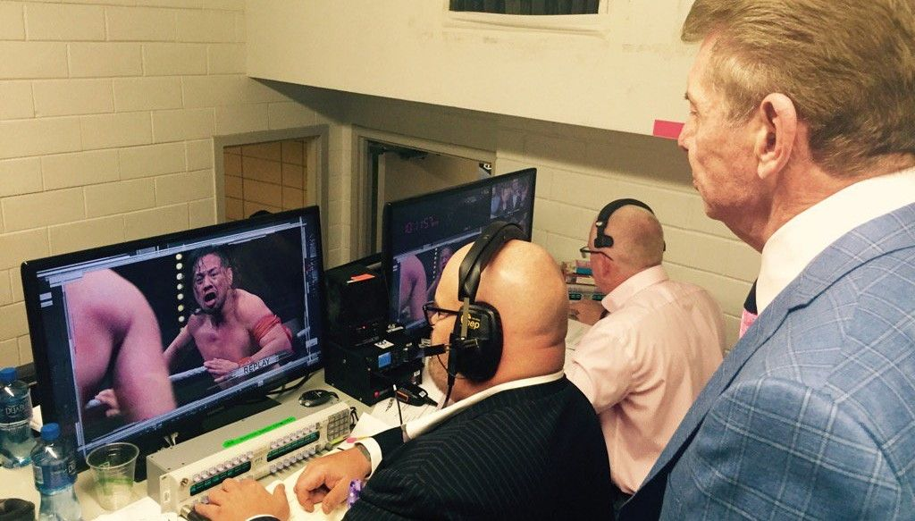 13 Surprising Things Vince McMahon Does Backstage During A Live Show