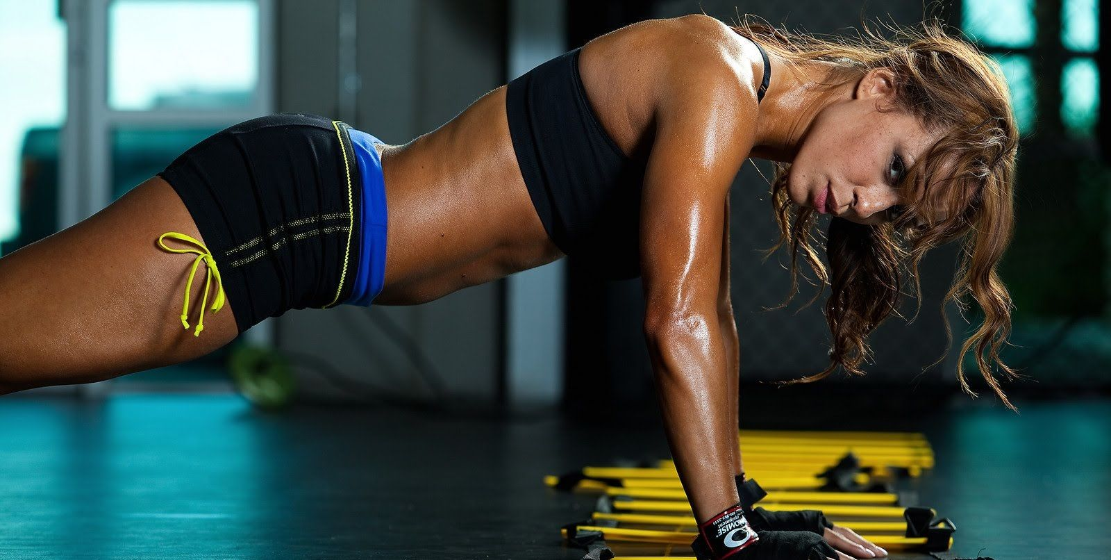 The 15 Hottest Women At The Crossfit Games