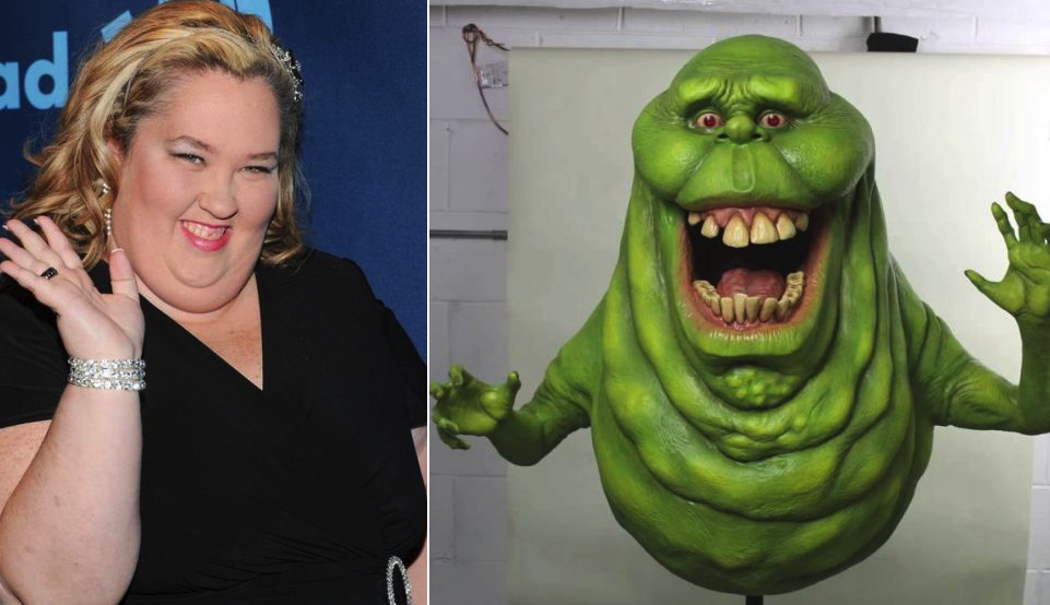 15 More Celebrities That Look Like Cartoon Characters