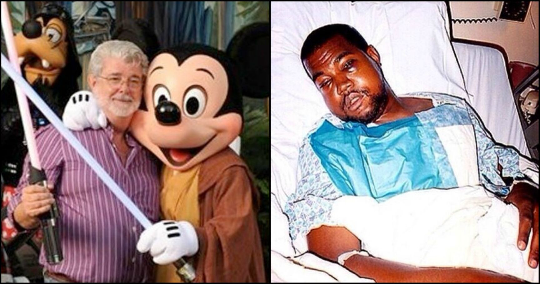 20 Celebrities Who Are Lucky To Still Be Alive