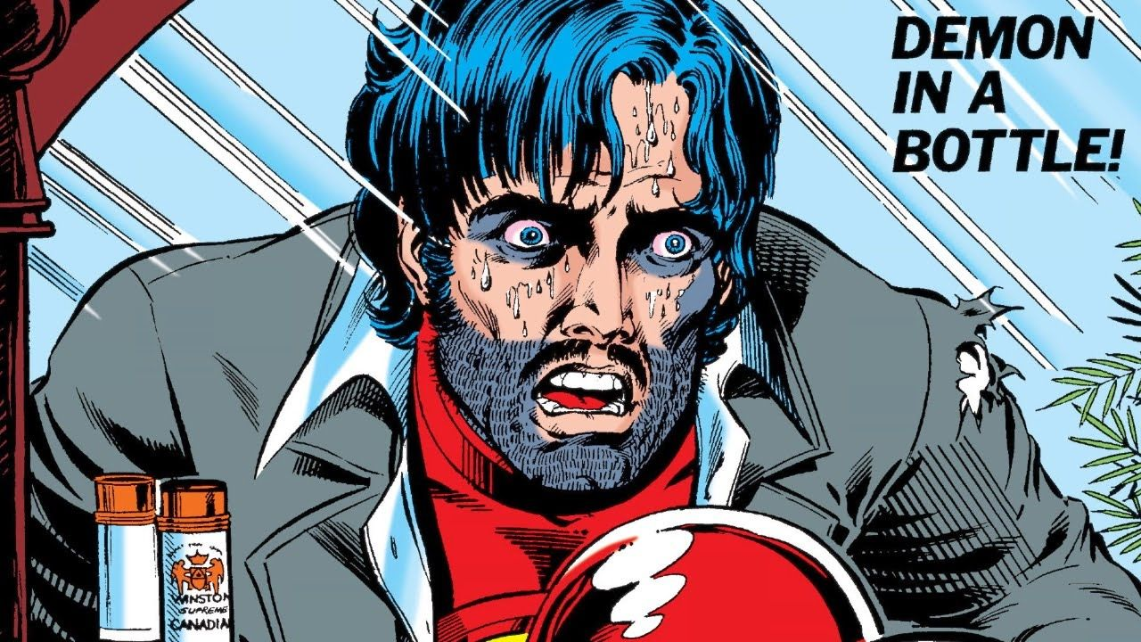 15 Comic Book Superheroes With Shocking Psychological Disorders