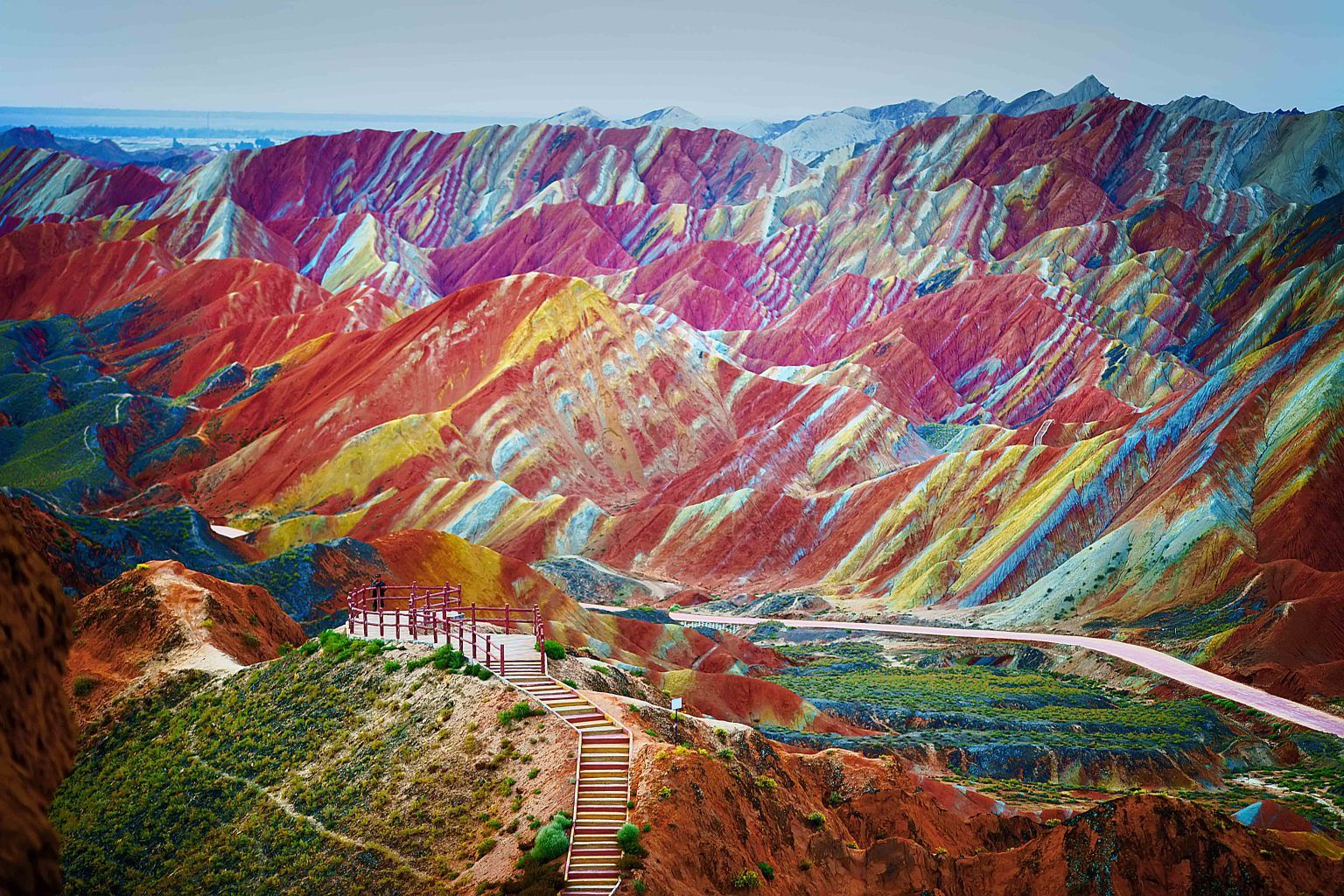 15 Shockingly Beautiful Places You Won't Believe Occurred Naturally