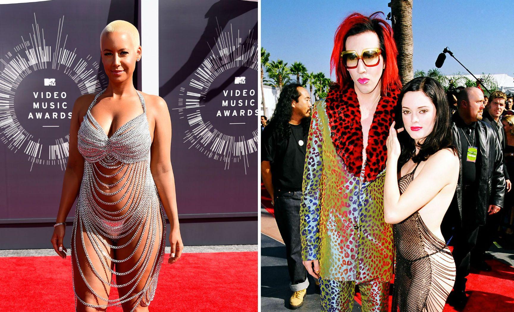 The 15 Most Scandalous Awards Show Dresses Ever