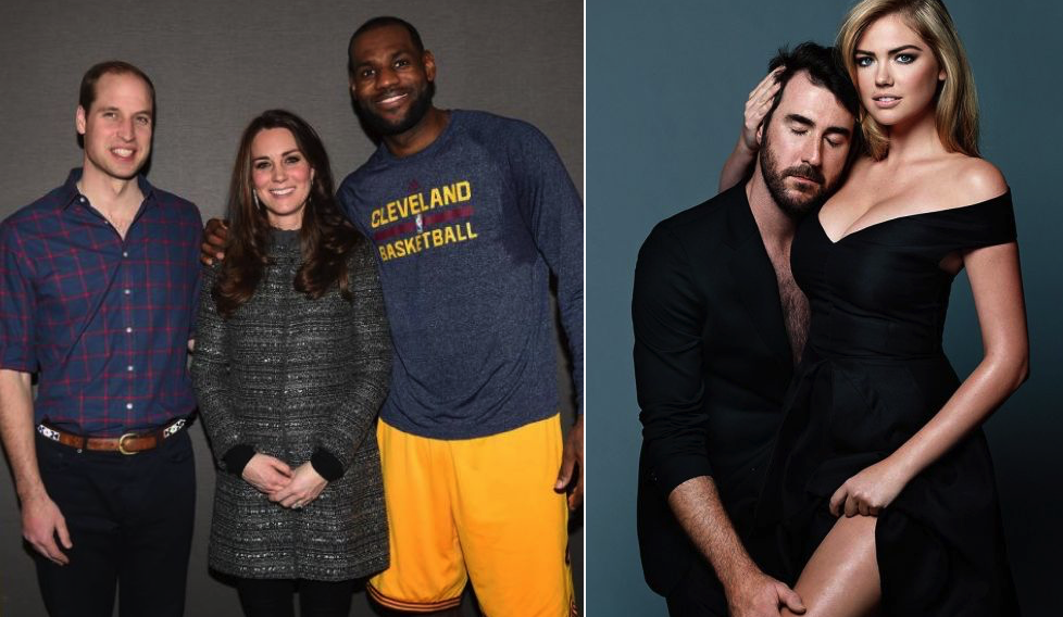 15 Tallest Celebrity Couples In Hollywood