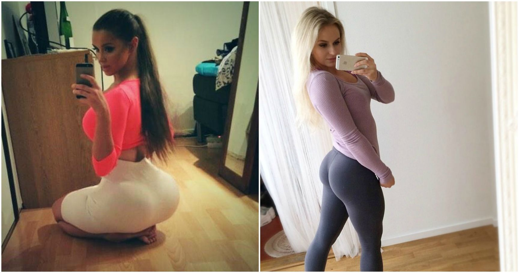 """15 Hot Instagram Stars Who Have Mastered The Art Of The """"Belfie"""""""