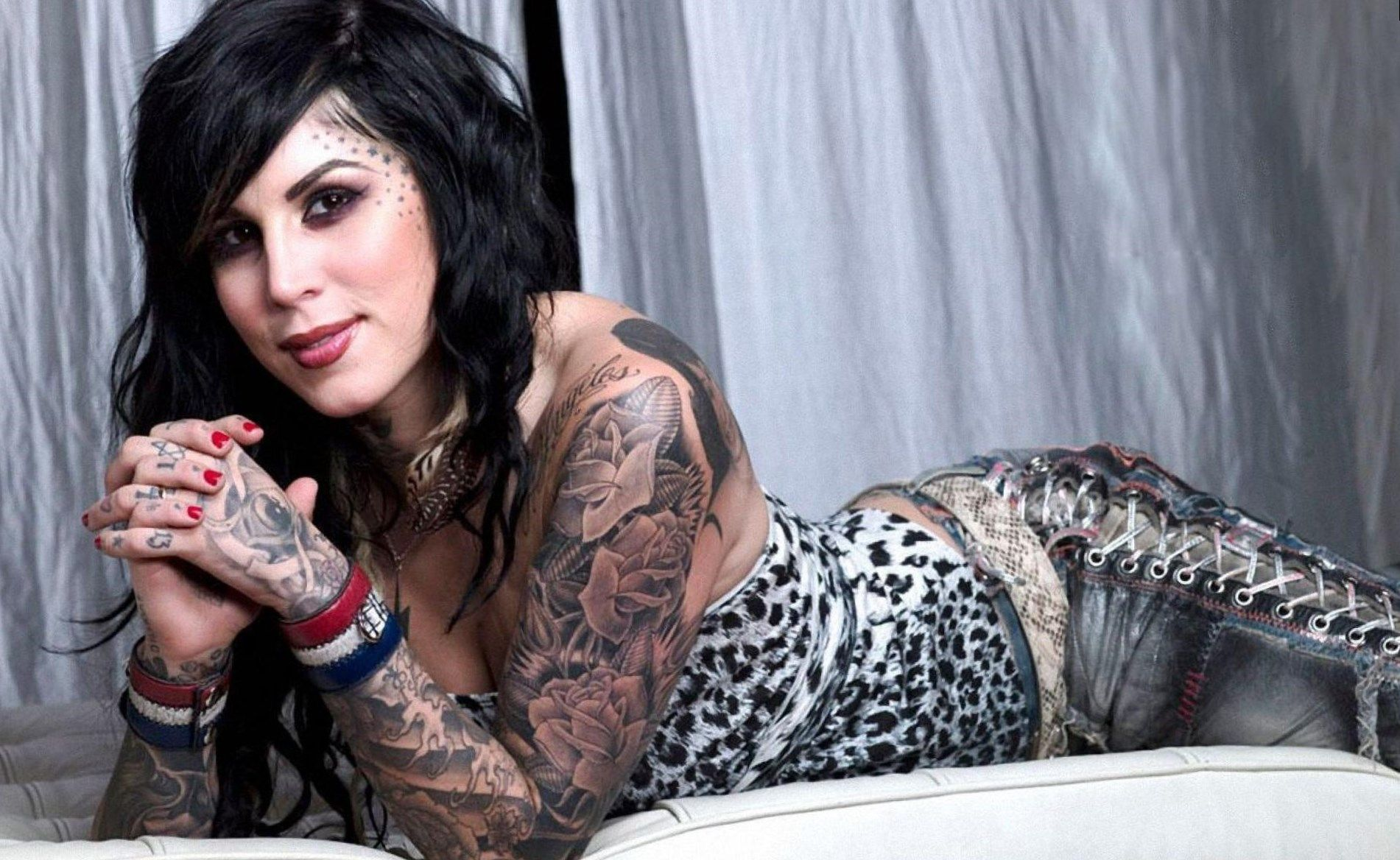 20 of the All-Time Hottest Tattooed Celebrities